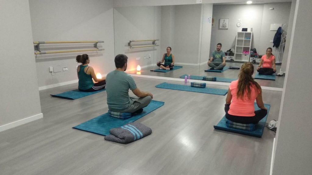 Yoga en Rivas 1
