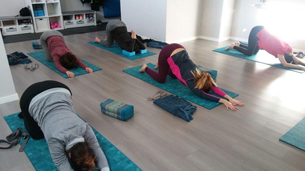 Yoga en Rivas 3