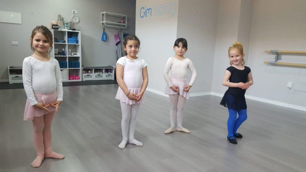 Ballet en Rivas Vaciamadrid 1