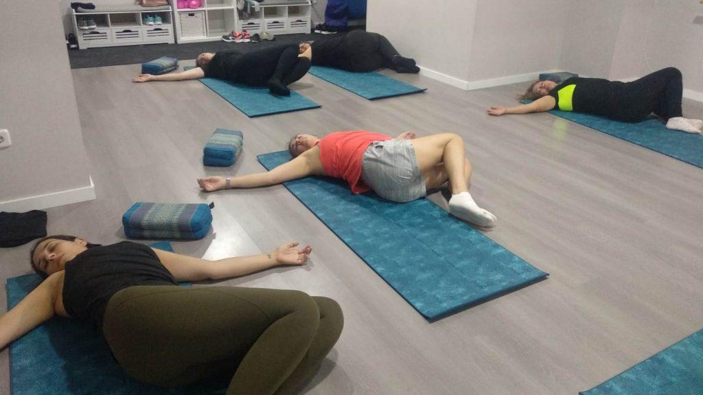 Yoga en Rivas 2