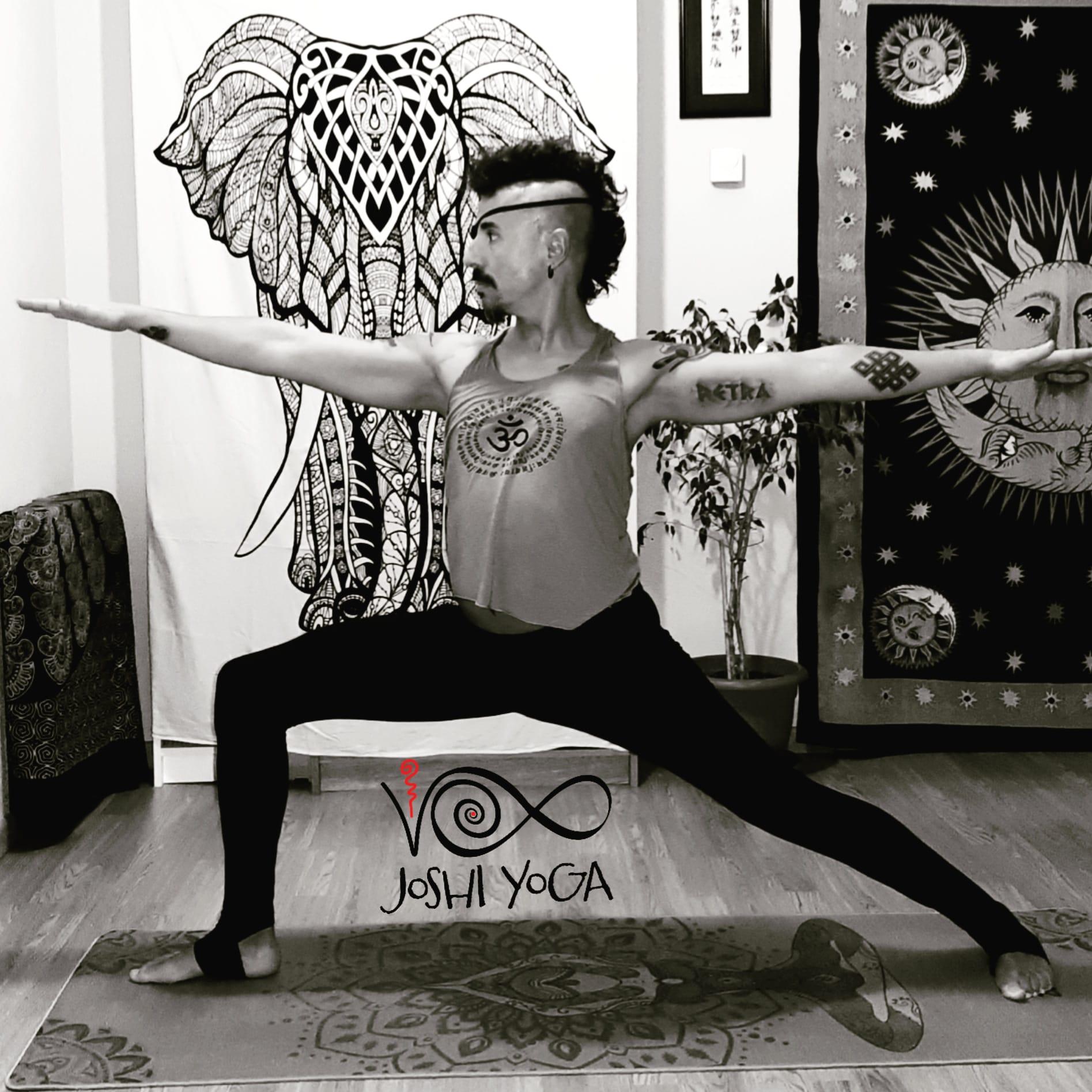 Profe Yoga Yoshi Yoga